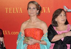 El estilo de la Infanta Elena a examen