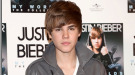 Justin Bieber, de promoción en Madrid