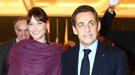 Carla Bruni y Nicolás Sarkozy visitan la India