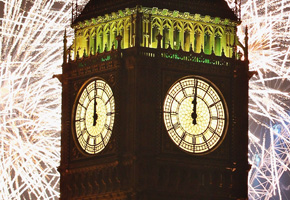 Campanadas 2011 en todo el mundo
