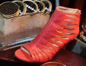 Colección primavera/verano de zapatos de Burak Uyan
