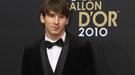 Leo Messi, FIFA Balón de Oro 2010
