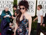 Las peores vestidas en los Globos de Oro 2011