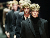 Desfile de Gucci en la Milan Fashion Week Autumn/Winter 2011-12