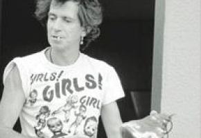 Camisetas inspiradas en estrellas de la música