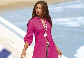Irina Shayk, modelo de primavera/verano 2011