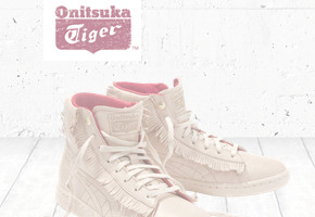 Zapatillas de Onitsuka y Reality Studio