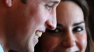 Kate Middleton y Guillermo visitan la Universidad de St. Andrews