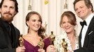 Los premiados en los Oscars 2011