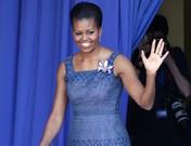 Los looks de Michelle Obama en su viaje por Latinoamérica