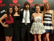 Premiere de 'Águila Roja' en Madrid