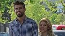 Shakira y Gerard Piqué pasean su amor por Barcelona