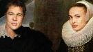 Las estrellas de Hollywood de convierten en obras de arte del Renacimiento