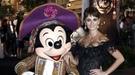 Promoción de 'Piratas del caribe 4' con Penélope Cruz y Johnny Depp en Disneyland