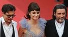 Promoción de 'Piratas del Caribe 4' en el festival de Cannes 2011