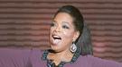 Oprah Winfrey graba su último show rodeada de estrellas