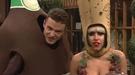 Justin Timberlake y Lady Gaga en el especial de Saturday Night Live