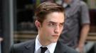 Robert Pattinson en el rodaje de 'Cosmópolis'