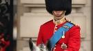 El cumpleaños oficial de la reina Isabel II durante el 'Trooping the Colour' 2011