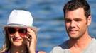 Fonsi Nieto y Alba Carrillo, de vacaciones en Ibiza