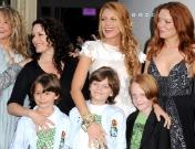 Alfombra roja del estreno de 'Linterna Verde' en Los Ángeles