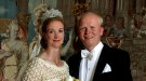 Boda Real entre Natalia de Dinamarca y Alexander Johannsmann