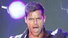 Concierto de Ricky Martin en el Palacio de los Deportes de Madrid