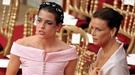 Los invitados llegan a la ceremonia religiosa de la Boda Real de Mónaco