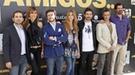 Presentación de la película 'Amigos' en Madrid