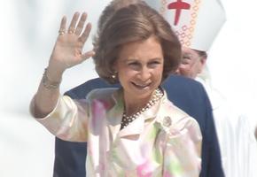 Los 'looks' de la Familia Real en la visita del Papa a las JMJ