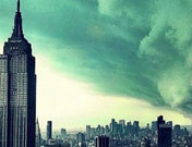 El huracán Sandy en Estados Unidos
