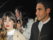 Blanca Suárez y Miguel Ángel Silvestre, entre los invitados de Cibeles 2013
