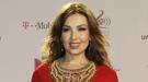 Thalía, Ricky Martin, Alejandro Sanz... la alfombra roja de Lo Nuestro 2013