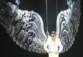 Fotos de los conciertos de Justin Bieber en su gira Believe Tour