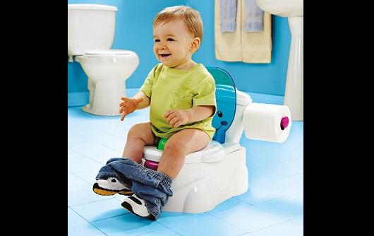 Ir Al Baño Lo Normal: ir al baño como un niño mayor ¿A qué edad suele estar listo para