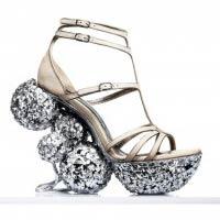 Zapatos de tacones imposibles