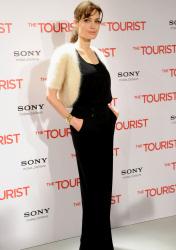 Angelina Jolie, la turista perfecta