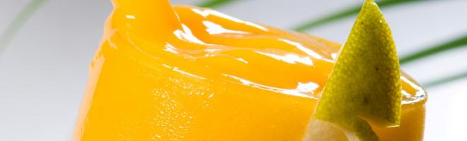 Zumo papaya