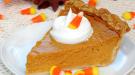 Torta de calabaza para Acción de Gracias