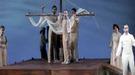 Llega a Madrid 'El diluvio de Noé', una ópera infantil de corte naif