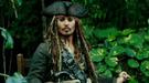 Johnny Depp y Penélope Cruz sacan su lado canalla en 'Piratas del caribe 4'