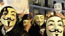 Imágenes sin censura de la protesta contra la Ley Sinde en los Goya 2011