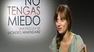 Michelle Jenner y Belén Rueda protagonizan 'No tengas miedo'