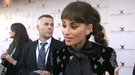 Penélope Cruz y Johnny Depp promocionan 'Piratas del Caribe 4' en Moscú