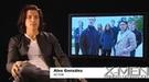 Entrevista con Álex González con motivo del estreno de 'X-men'
