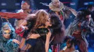 Miley Cyrus se da un beso gay