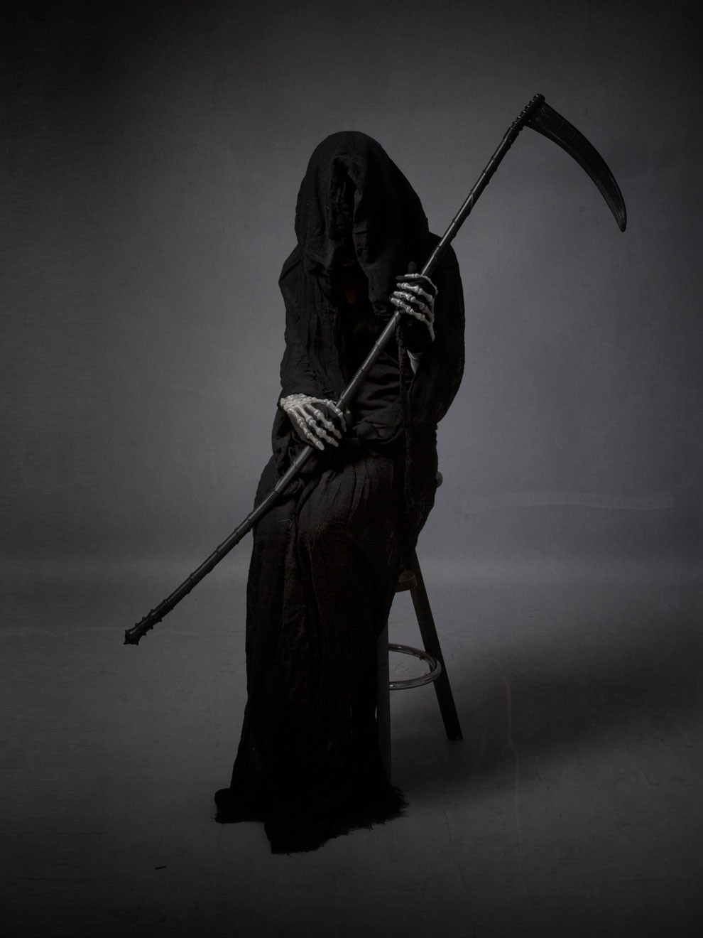 Soñar con la muerte personificada: no tengas miedo