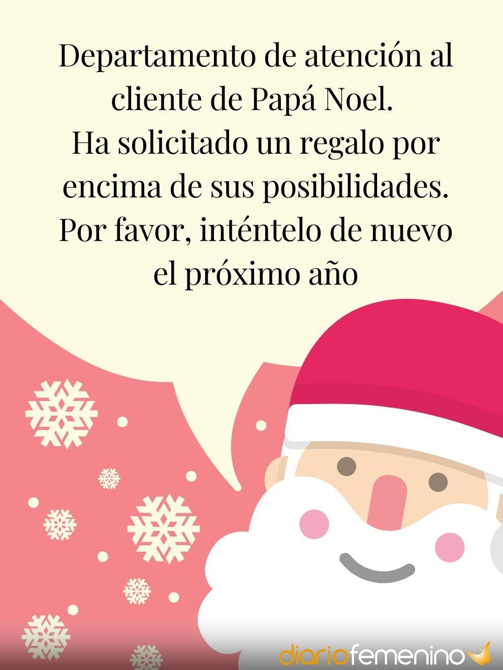 Frases de Navidad divertida para mandar por whatsapp