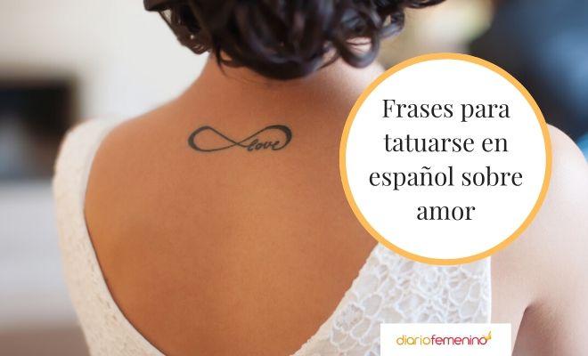 50 Bellas Frases Para Tatuarse En Español Sobre Amor Vida O