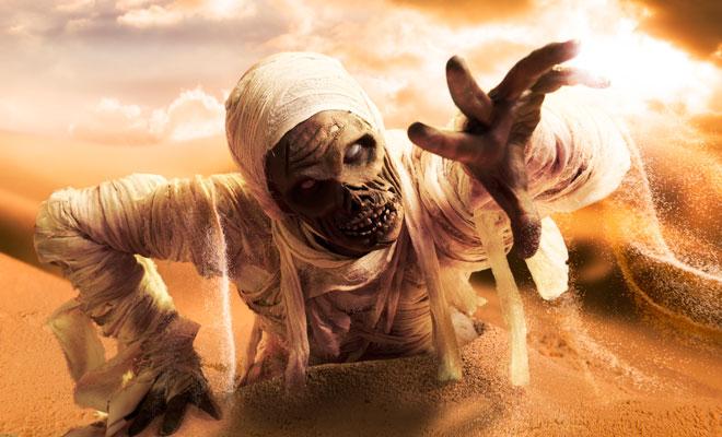 Qué significa soñar con una momia